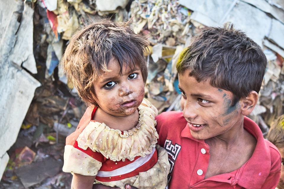 Les enfants de la rue